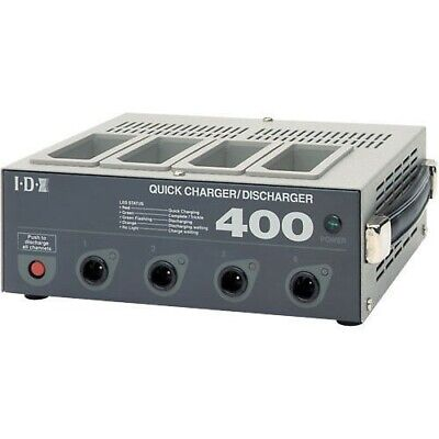 IDX Quick Charger/discharger 400 Battery Charger 4 Position NP-type And BP-90  • 193.12£