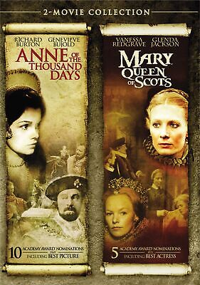 $14.17 • Buy Anne Of The Thousand Days / Mary, Queen Of Scots DVD  NEW