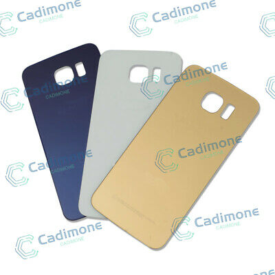 $ CDN5.35 • Buy For Samsung Galaxy S6 / Edge / Plus Battery Housing Door Glass Back Cover New BT
