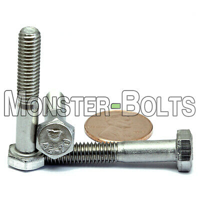 $5.80 • Buy M6-1.00 X 35mm (PT) Stainless Steel Hex Cap Bolt / Screw, Coarse DIN 931 A2 18-8