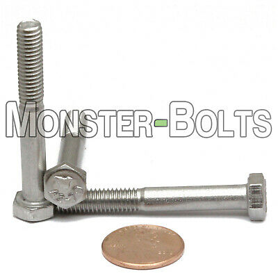 $6.37 • Buy M6-1.00 X 45mm (PT) Stainless Steel Hex Cap Bolt / Screw, Coarse DIN 931 A2 18-8