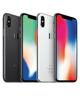 AU705 • Buy Apple IPhone X [64/256GB] Space Grey/Silver Cheapest Apple Smartphone [AU STOCK]