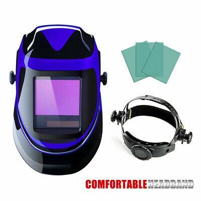 $ CDN63.06 • Buy DEKO Solar Auto Darkening MIG MMA Electric Welding Helmet Welding Mask