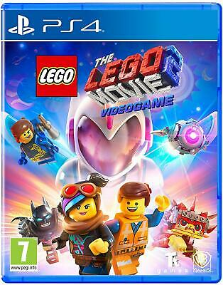 AU66.03 • Buy The LEGO Movie 2 Videogame (PS4) BRAND NEW SEALED