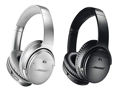 $ CDN317.59 • Buy Bose QC35 II QuietComfort Noise Cancel Bluetooth Wireless Headphones Black UK