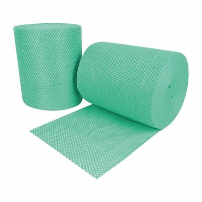 £55.78 • Buy EcoTech Envirolite Super Anti-Bacterial Cleaning Cloths Green (Roll Of 2 X 500)