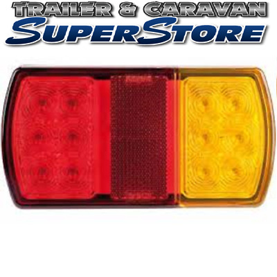 AU19 • Buy Combination LED Tail Light Taillight Lamp Trailer 12V 150x80mm LT76a
