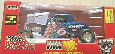 AU34.05 • Buy #6 Mark Martin Racing Champion 1933 Ford Highboy Coupe 1:24 50th Anniversarty