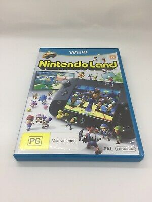 AU12 • Buy Wii U Game Nintendo Land
