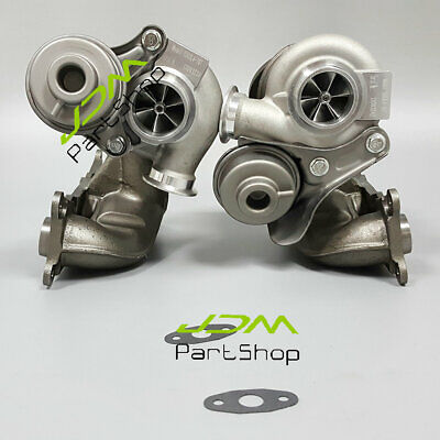 $ CDN1248.95 • Buy N54 16T Twin Turbos State 2 650HP For BMW N54 335i 335xi 3.0L LHD 2007-2010