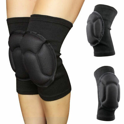 One Pair Professional Knee Pads Construction Work Safety Gel Pair Leg Protectors • 5.69£