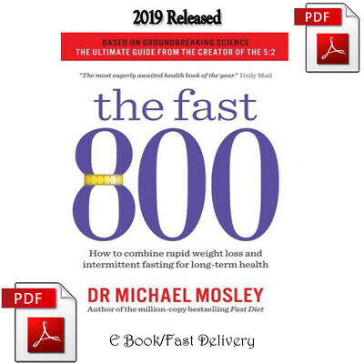 $1.49 • Buy The Fast 800 How To Combine Rapid Weight Loss And Intermittent Fasting_PDF_E Boo