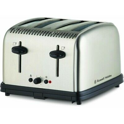 AU79 • Buy Russell Hobbs Classic 4 Slice Toaster