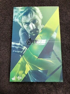 AU375 • Buy 1/6 Scale Hot Toys Quicksilver Marvel Avengers Age Of Ultron