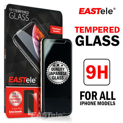AU7.95 • Buy 2x For Apple IPhone 11 Pro Max XS Max XR EASTele Tempered Glass Screen Protector