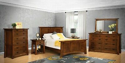 Solid Cherry Bedroom Set | Compare Prices on dealsan.com