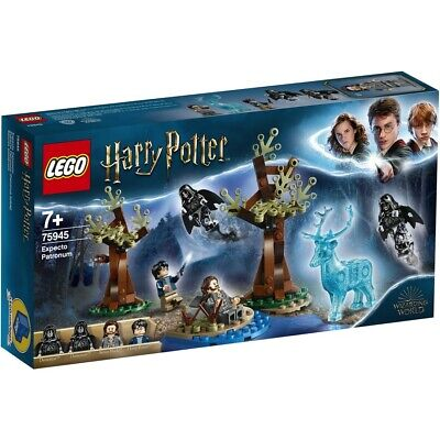 AU25 • Buy LEGO Harry Potter And The Prisoner Of Azkaban Expecto Patronum - 75945