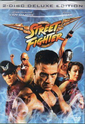 £4.99 • Buy Street Fighter - DVD - Region 2 - Nordic - New And Sealed -2 Disc Deluxe Edition