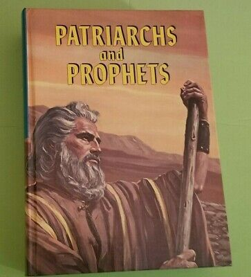 $5.98 • Buy Vintage PATRIARCHS AND PROPHETS, E. G. White, Hardcover, 1970, Bible Stories