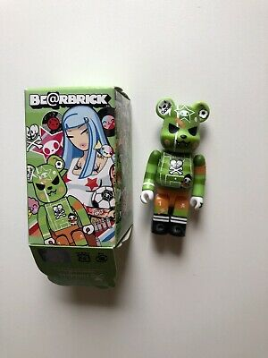 $44.99 • Buy Tokidoki 100% Football Soccer Bearbrick Medicom Toy 2007 Be@rbrick Rare Limited