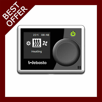 £70.98 • Buy Webasto Multi Control CAR | 7-Day Timer For Water Heater Thermo Top | 9029783A