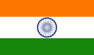$1.99 • Buy 3x5 India Flag Indian Country Flags Poly