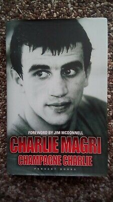 £8.18 • Buy AUTOGRAPHED CHAMPAGNE CHARLIE MAGRI 1st Ed BOXING Book SIGNED By CHARLIE MAGRI
