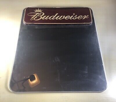 $ CDN50.62 • Buy Vintage Budweiser Beer Clydesdale Team Lamp Sign Light & Bar