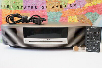 bose cd player system