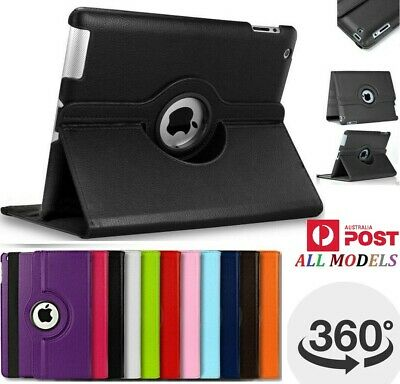 AU9.89 • Buy 360*Smart Case Cover Apple IPad 5 6 7 8th 10.2 Gen IPad 2 3 4 Air Pro 9.7 10.5