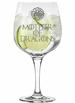 £11.99 • Buy Mother Of Dragons Game Of Thrones Inspired Copa Gin Glass