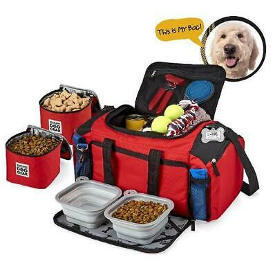 $ CDN86.71 • Buy Overland Gear Ultimate Week Away Duffel Bag For M/ L Dogs Pet Travel Pet Luggage