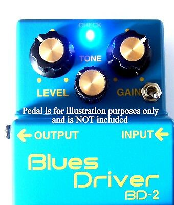 $ CDN38.72 • Buy Modify YOUR BOSS BD-2 BD2 To Phat Spec With This Guitar Effects Pedal DIY Kit