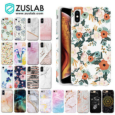 AU7.95 • Buy For IPhone X XS Max XR IPhone 8 Plus 7 Plus ZUSLAB Case Shockproof Soft Cover