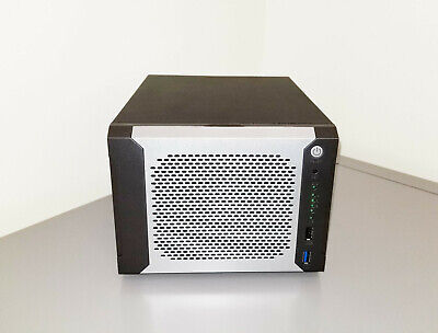 REAL NAS With 4 Hard Drive Bays, Raid 0,1,5,10 And 2 G Ethernet Interfaces • 354.56£
