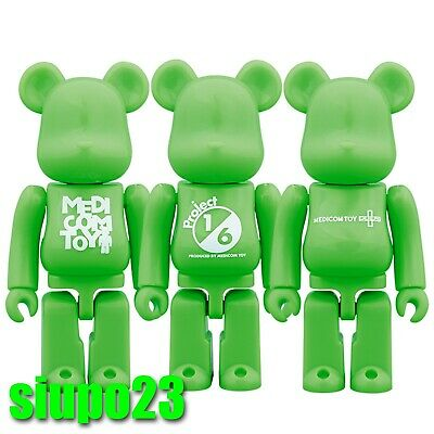 $34.99 • Buy Medicom 100% Bearbrick ~ Series 38 Be@rbrick Release Campaign Special Edition 3p