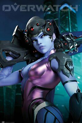 AU18.85 • Buy OVERWATCH Widow Maker 61 X 91.5cm Poster NEW AND SEALED