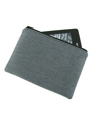 AU26 • Buy Mens Simple Grey Kindle Padded E-Reader Case, Paperwhite Sleeve, Amazon Oasis