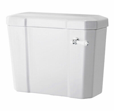 Premier Carlton Traditional Low Level Ceramic Toilet Cistern Only • 75£