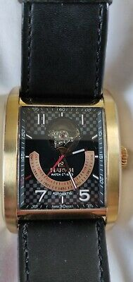 £380 • Buy Marvin Watch Automatic 26 Jewels M114-53 011440