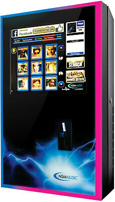 BRAND NEW LIGHTENING DIGITAL PUB JUKE BOX / 250k TRACKS • 2,195£