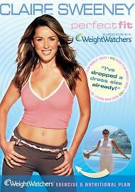 Claire Sweeney - Perfect Fit With Weight Watchers (DVD, 2007) • 5£