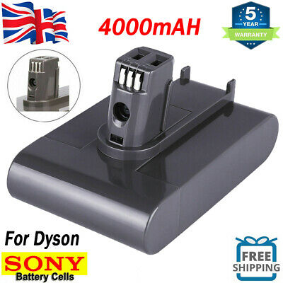 £17.99 • Buy 4000mAh Battery For Dyson Type A Replacement DC31 DC34 DC35 DC44 DC45 Animal UK