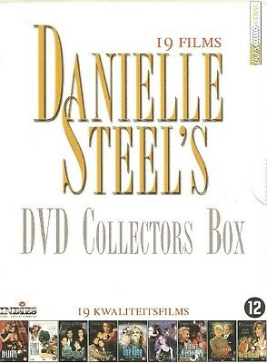 Danielle Steel's DVD Collectors Box - The Best 19 Movies ! • 50.98£