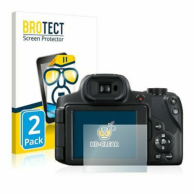 AU29.99 • Buy Canon PowerShot SX70 HS, BROTECT® HD-Clear Screen Protector, Hard-coated