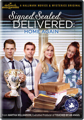 AU20.50 • Buy Signed, Sealed, Delivered: Home Again [New DVD] Subtitled, Widescreen