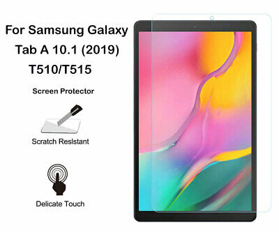 AU8.55 • Buy For Samsung Galaxy Tab A 10.1(2019)  PET Clear/Tempered Glass Screen Protector