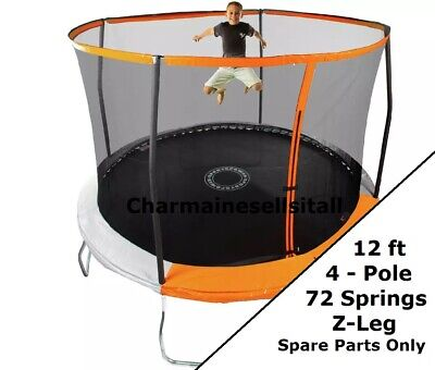 £18.99 • Buy NEW PARTS For Sportspower 12 Ft Trampoline - 2019 Orange And Black 4-pole Model