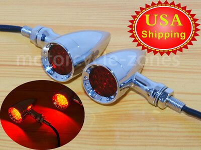 motorcycle turn signals 3 wire