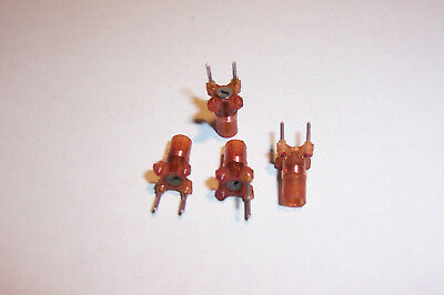 RF Coil Inductor Miniature Adjustable 0.8uH 8turns NOS Qty. 4 • 3.55£